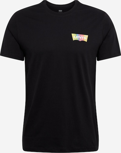 LEVI'S Shirt 'HOUSEMARK' in mischfarben / schwarz, Produktansicht
