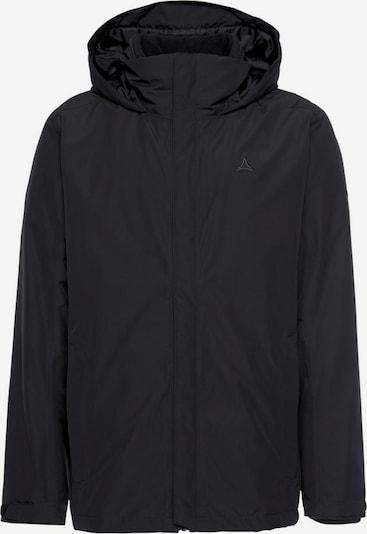Schöffel Funktionsjacke 'Turin' in schwarz, Produktansicht