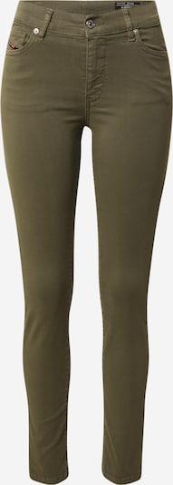 DIESEL Jeans 'Roisin' in grün, Produktansicht