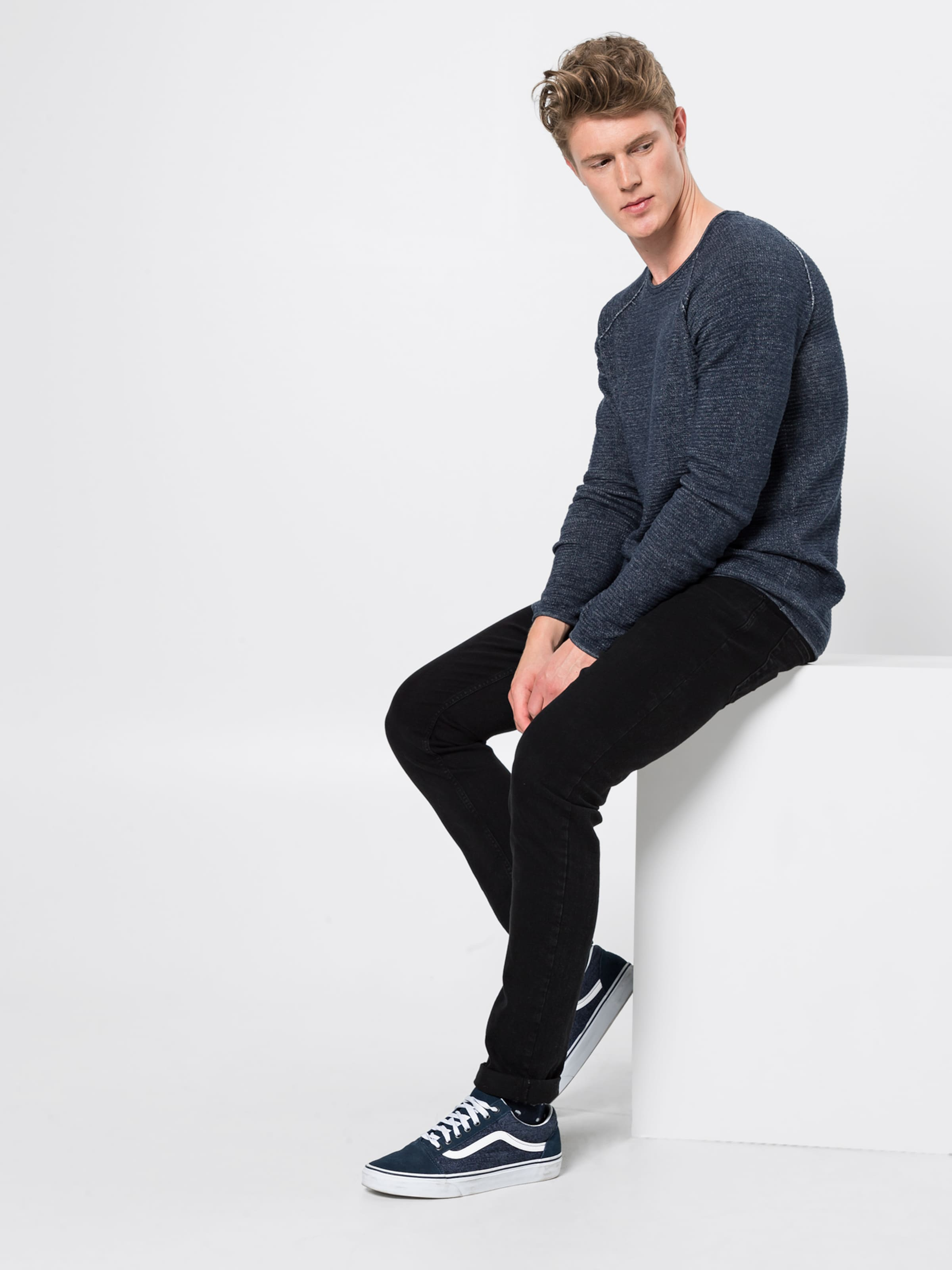 Trui Navy Review In 'cn 2tone' uJcF1TlK3