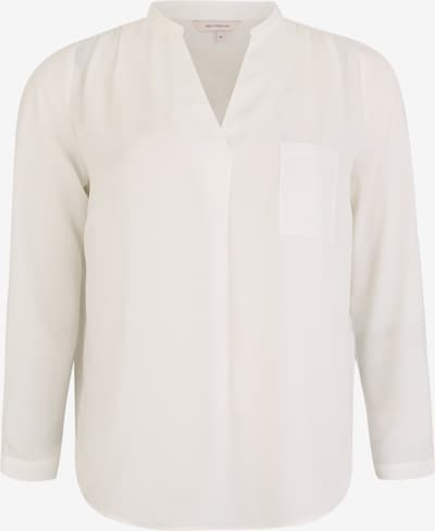 ONLY Carmakoma Blouse 'CARLAVENDER' in white, Item view