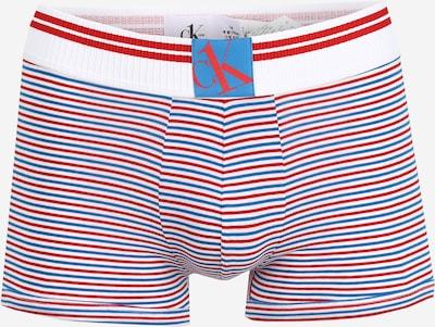 Calvin Klein Underwear Boksarice | svetlo modra / rdeča / bela barva, Prikaz izdelka