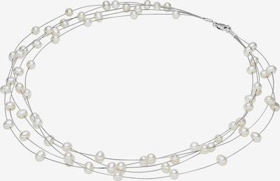 Valero Pearls Kette in silber, Produktansicht