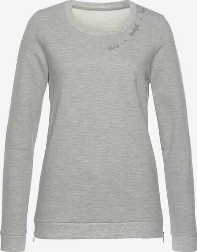 OCEAN SPORTSWEAR Sweatshirt in graumeliert, Produktansicht