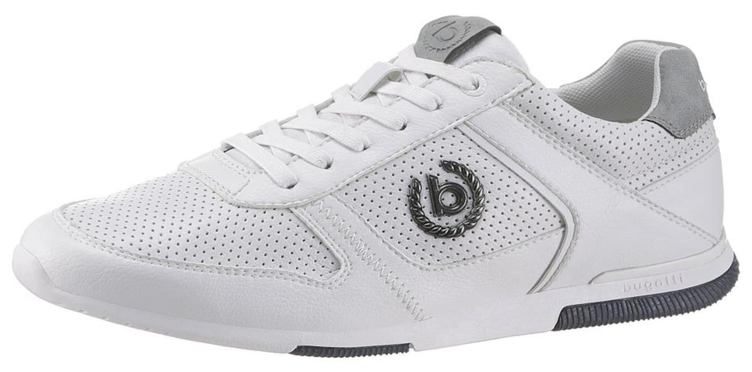 Bugatti Sneaker In 'report' 'report' Sneaker In Weiß Weiß Sneaker Bugatti In 'report' Bugatti N8mw0nv