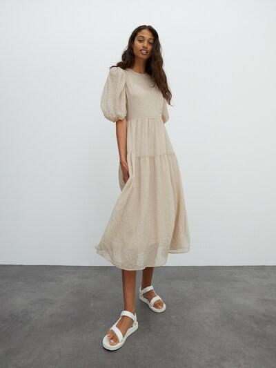 Suknelė 'Ellen' iš EDITED , spalva - smėlio, Modelio vaizdas