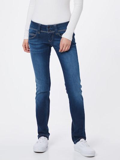 Pepe Jeans Jeans 'Venus' in blue denim, Modelansicht