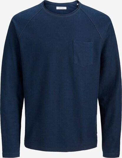 JACK & JONES Sweatshirt in Donkerblauw 38EDagFM