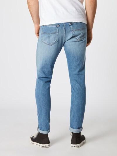 Tiger of Sweden Jeans 'Evolve' in blue denim: Rückansicht