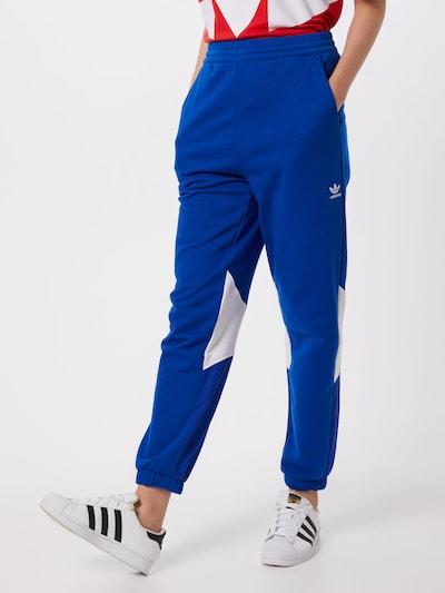ADIDAS ORIGINALS Hose in blau, Modelansicht