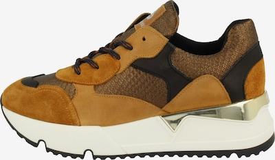 BULLBOXER Sneaker in cognac, Produktansicht