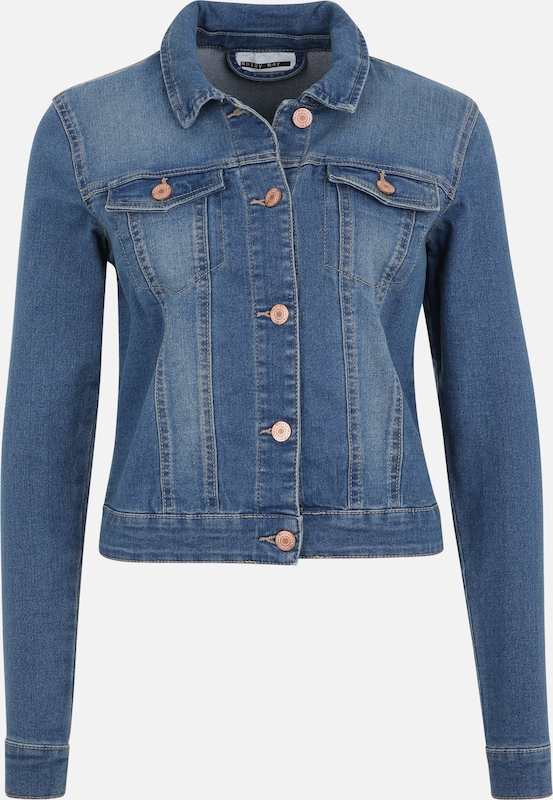Noisy may Denim Jacke 'DEBRA' in blau, Produktansicht