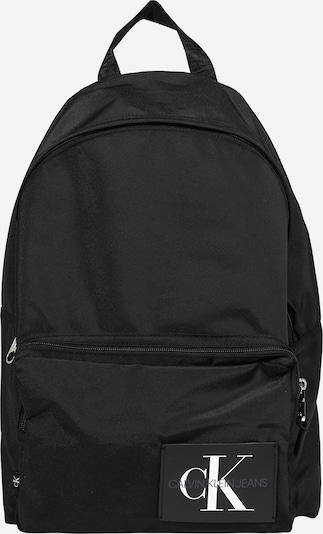 Calvin Klein Rygsæk 'CAMPUS' i sort / hvid, Produktvisning
