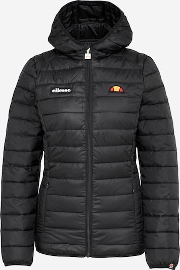 ELLESSE Prechodná bunda - oranžová / červená / čierna / biela, Produkt