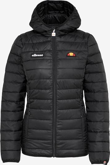 ELLESSE Winterjas in de kleur Zwart, Productweergave