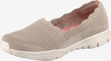 SKECHERS Ballet Flats 'Seager' in Grey