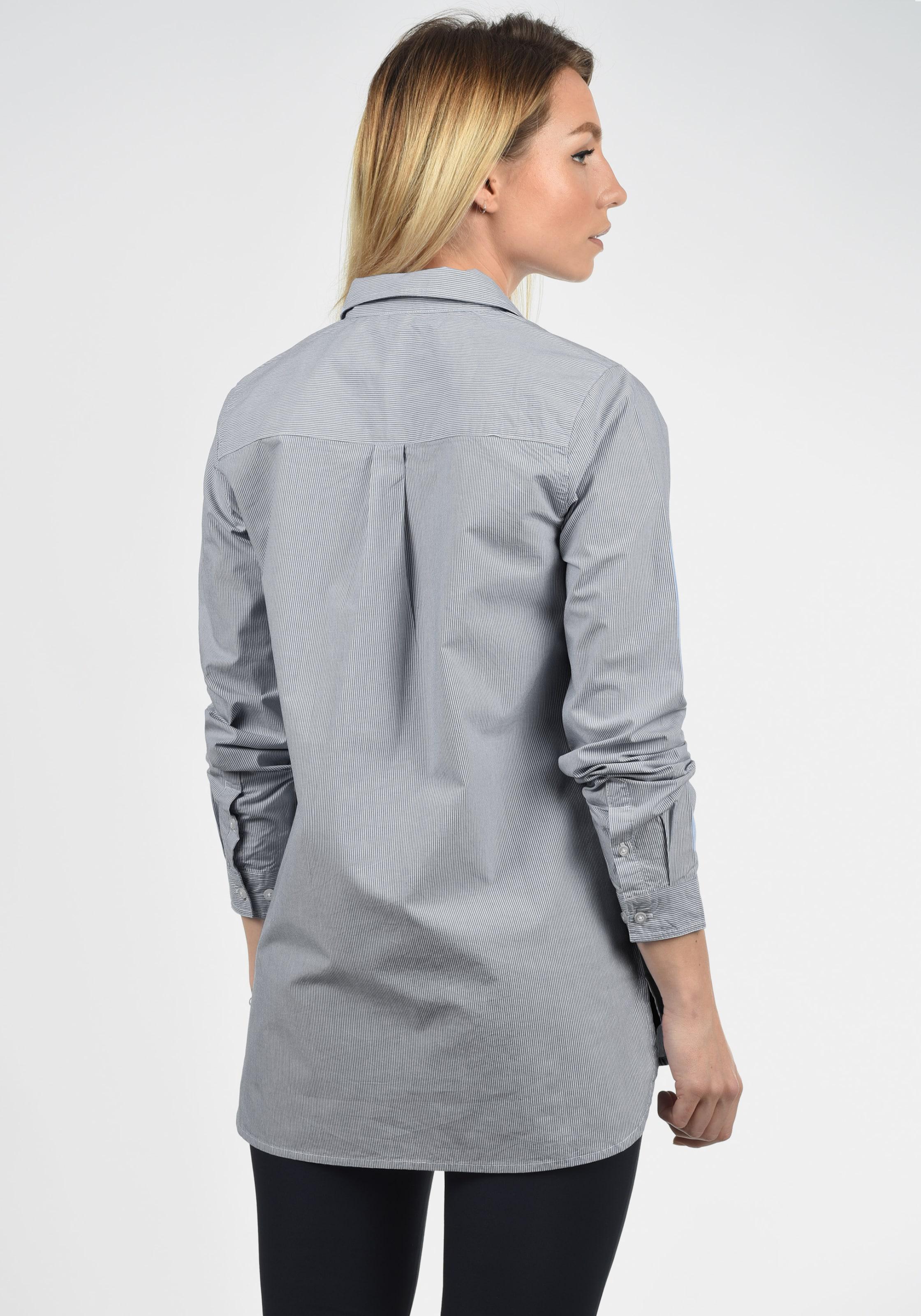 'drina' In Desires Hemdbluse BlauWeiß ulFKc1J3T