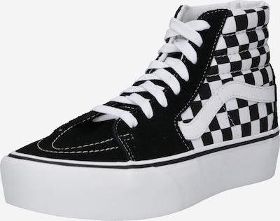 VANS Baskets hautes 'SK8-HI PLATFORM 2.0' en noir / blanc, Vue avec produit