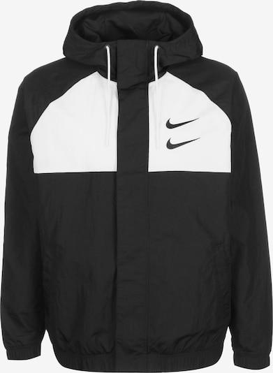 NIKE Windbreaker ' Sportswear Swoosh ' in schwarz, Produktansicht