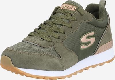 Sneaker low 'Goldn gurl' SKECHERS pe oliv, Vizualizare produs
