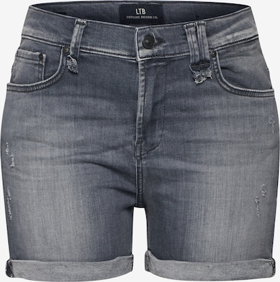 LTB Jeans 'MILENA  BERMUDA' in grey denim, Produktansicht