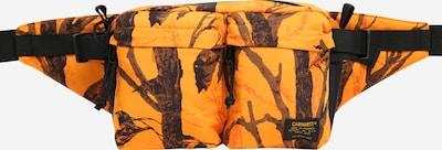 Carhartt WIP Gürteltasche in mokka / orange, Produktansicht
