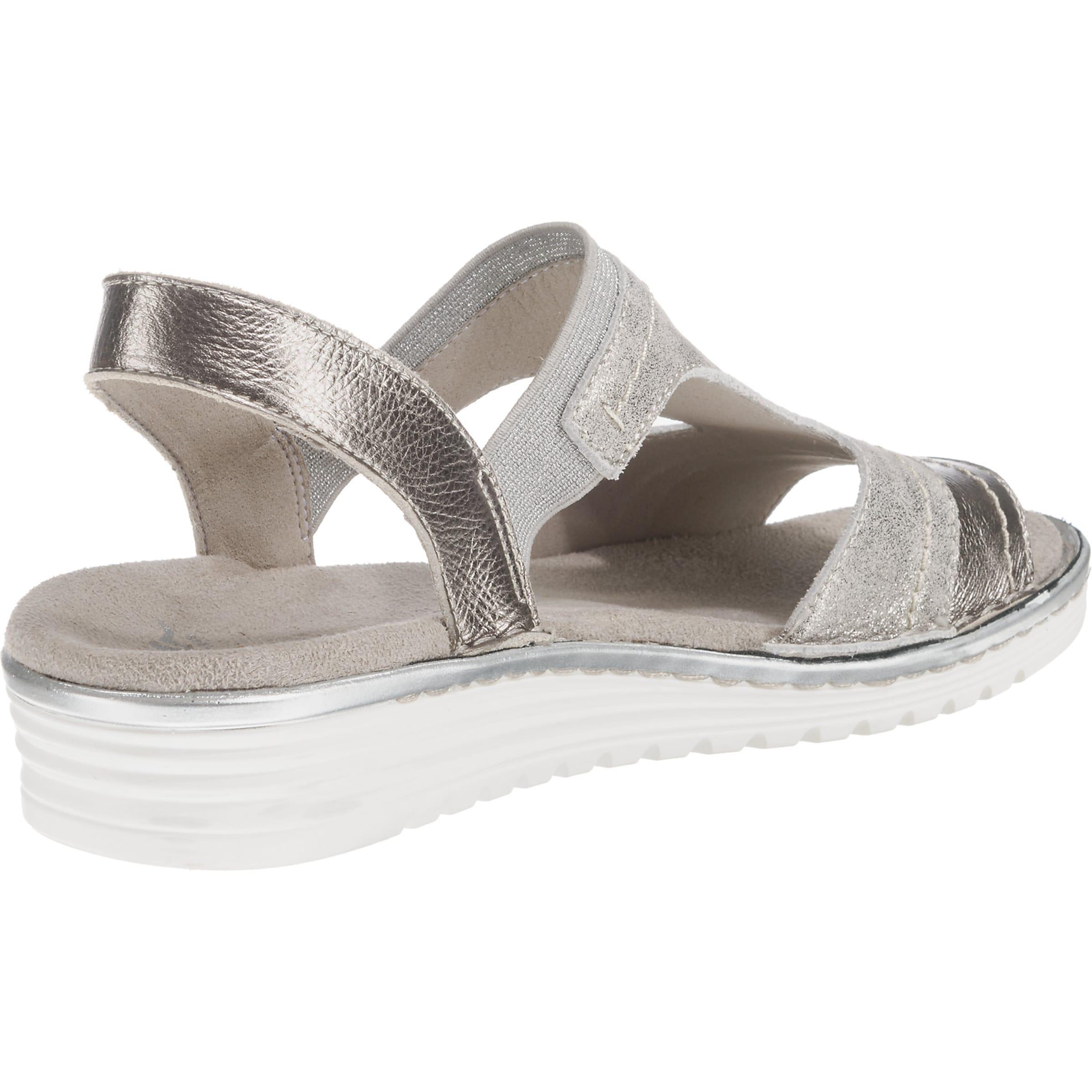 Sandalen In Ara 'havanna' Silber Ara 'havanna' Sandalen ARjL54