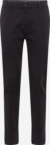 Pantaloni eleganți 'TAPER CHINO II' de la LEVI'S pe negru