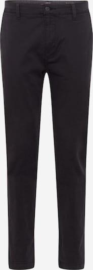 LEVI'S Chino hlače 'TAPER CHINO II' | črna barva, Prikaz izdelka
