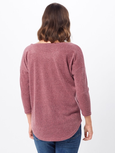 ONLY Pull-over 'onlALBA' en rose: Vue de dos