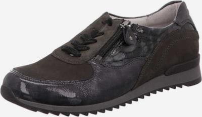 WALDLÄUFER Sneaker in grau / schwarz, Produktansicht