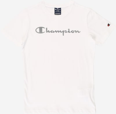 Champion Authentic Athletic Apparel Shirt in de kleur Grijs / Wit, Productweergave