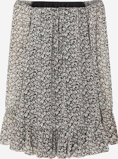 Missguided Kleid in ecru / schwarz, Produktansicht