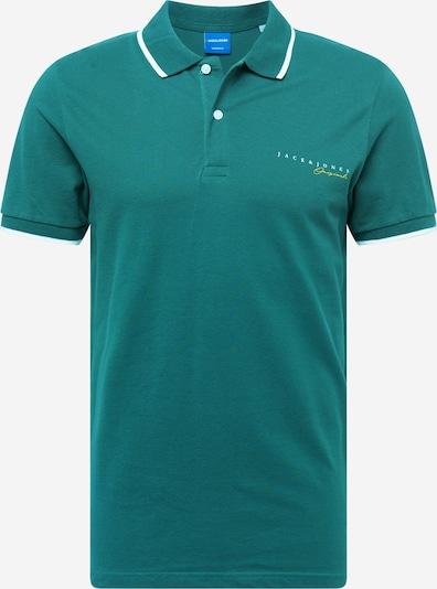 Tricou 'LOGAN' JACK & JONES pe verde închis, Vizualizare produs