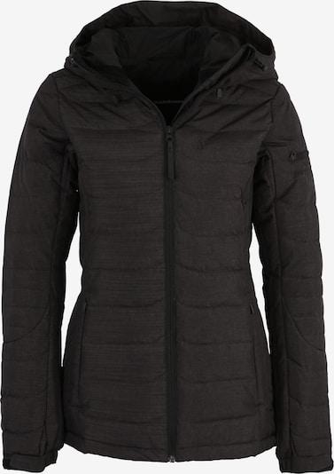 PEAK PERFORMANCE Športová bunda 'W BLACK J' - čierna melírovaná, Produkt