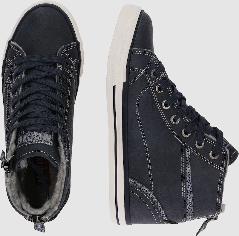 MUSTANG Sneaker Günstige und langlebige Schuhe