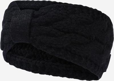 MORE & MORE Stirnband in schwarz, Produktansicht