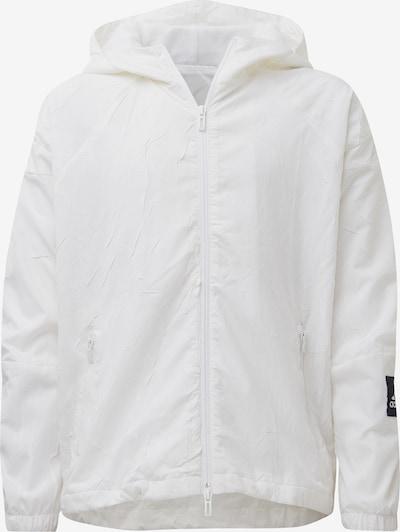 ADIDAS PERFORMANCE Sportjas 'W.N.D. Primeblue' in de kleur Zwart / Wit, Productweergave