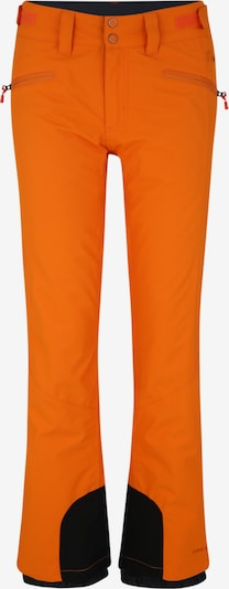 PROTEST Sportbroek 'Kensington Snowpants' in de kleur Sinaasappel, Productweergave