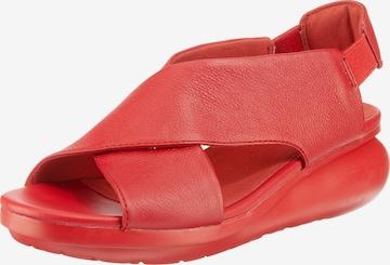 CAMPER Sandalen in Rot
