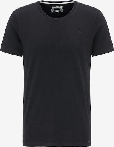DREIMASTER T-Shirt in schwarz, Produktansicht