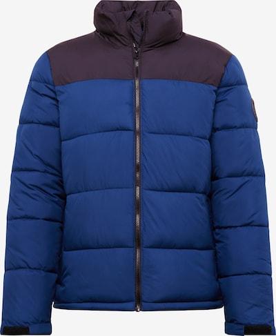 BURTON MENSWEAR LONDON Winterjas in de kleur Blauw, Productweergave