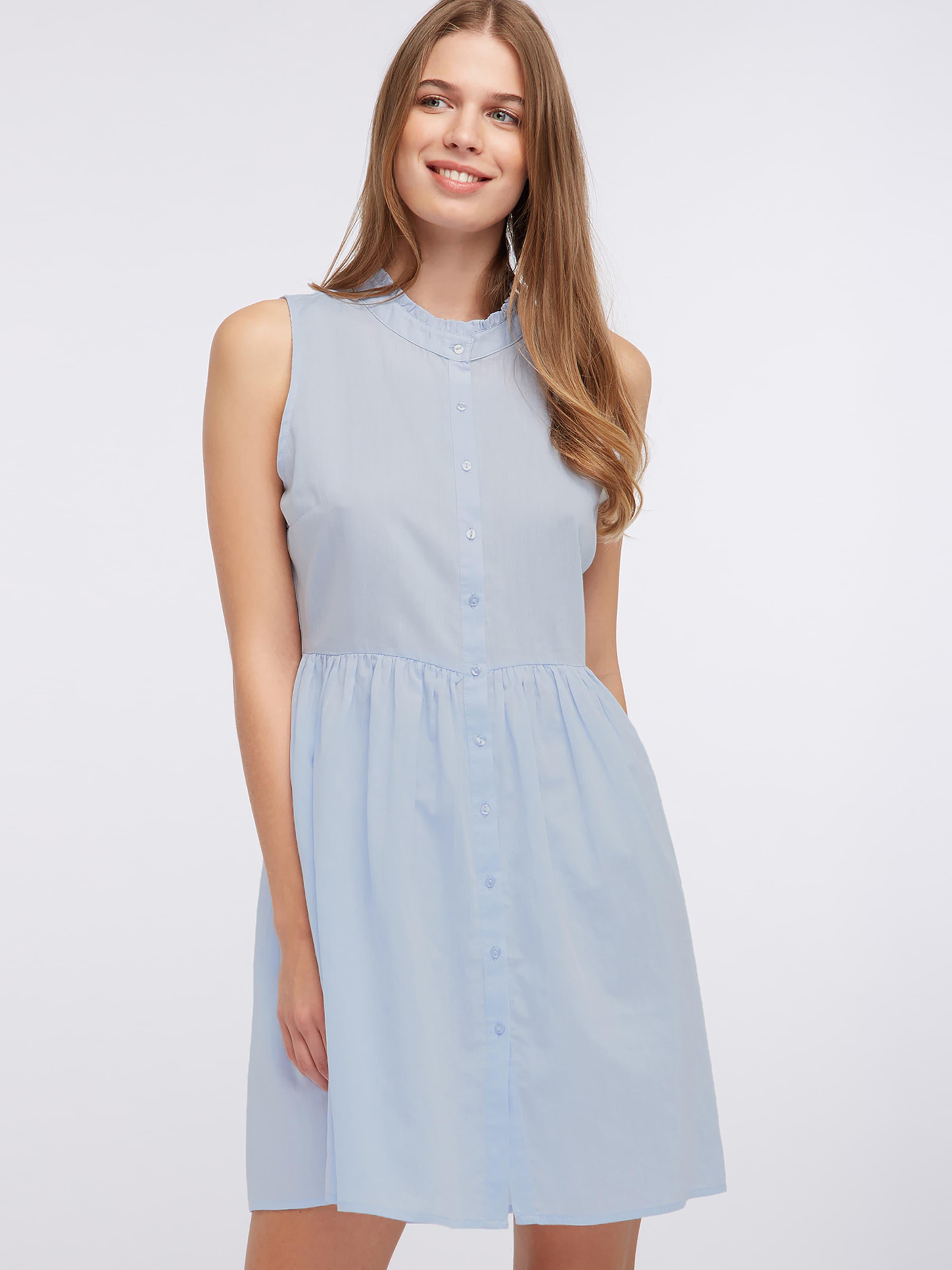 'rozella' Hellblau Fashion Kleid Nyc Broadway In Iybf6g7vY