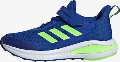 ADIDAS PERFORMANCE Sportschoen in de kleur Blauw / Neongroen, Productweergave