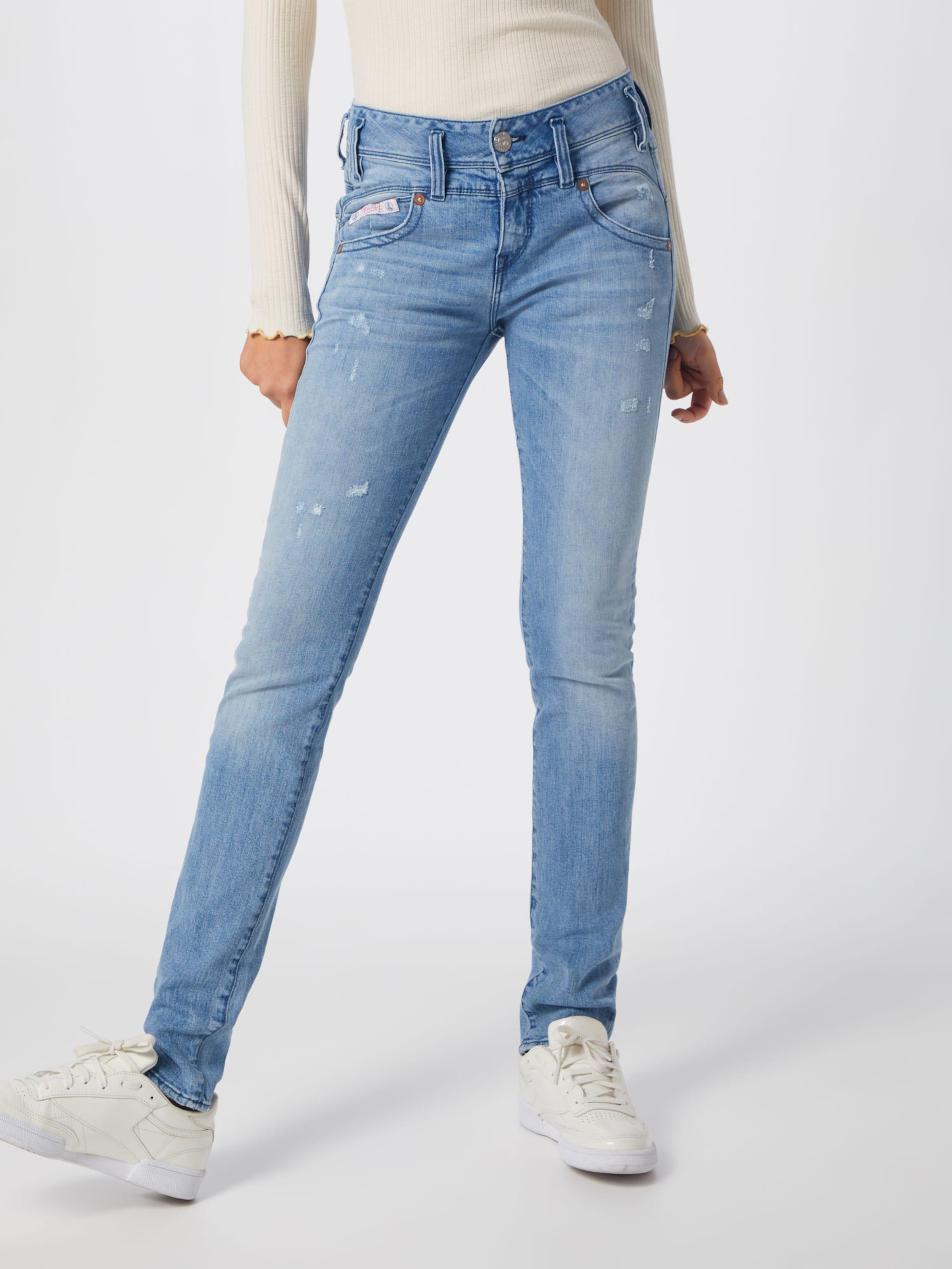 In In Herrlicher Jeans In Blau Herrlicher Blau Jeans Jeans Herrlicher SGqLMUzVjp