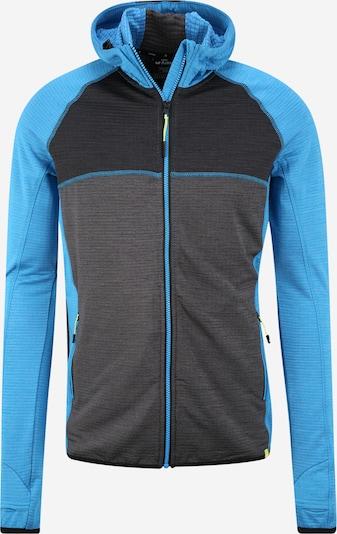 KILLTEC Športna jakna 'Mikan' | modra / siva barva, Prikaz izdelka