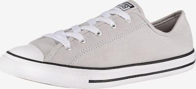 CONVERSE Sneakers in hellgrau, Produktansicht