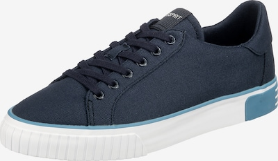 ESPRIT Pamela Sneakers Low in blau, Produktansicht