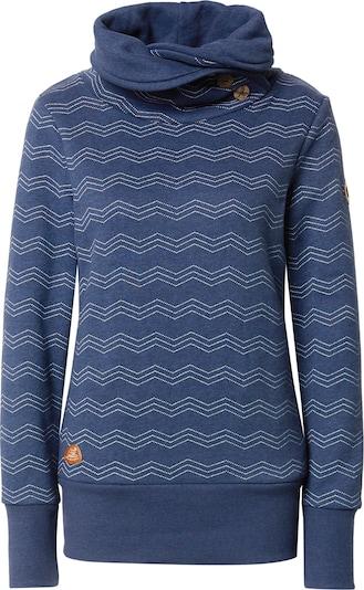 Ragwear Sweatshirt in navy / weiß, Produktansicht
