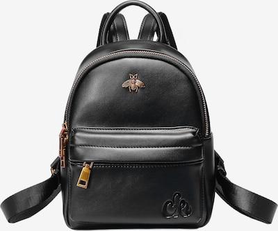 C'iel Rucksack 'DIAZ' in schwarz, Produktansicht